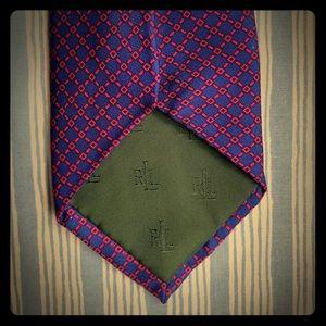 Men's tie by Ralph Lauren 👔